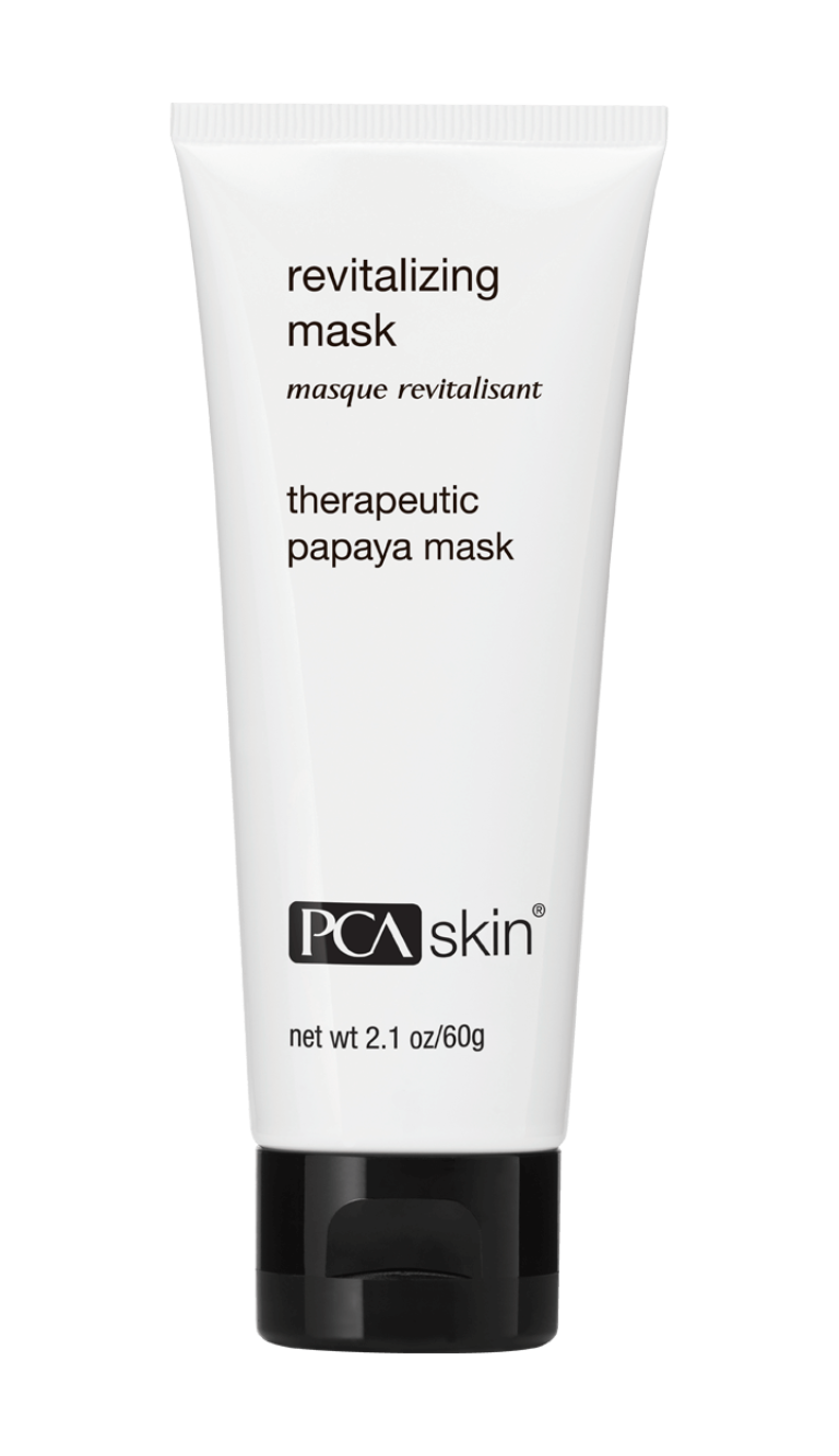 Revitalizing Mask - Therapeutic papaya mask (net wt 2.1 oz/60g tube)