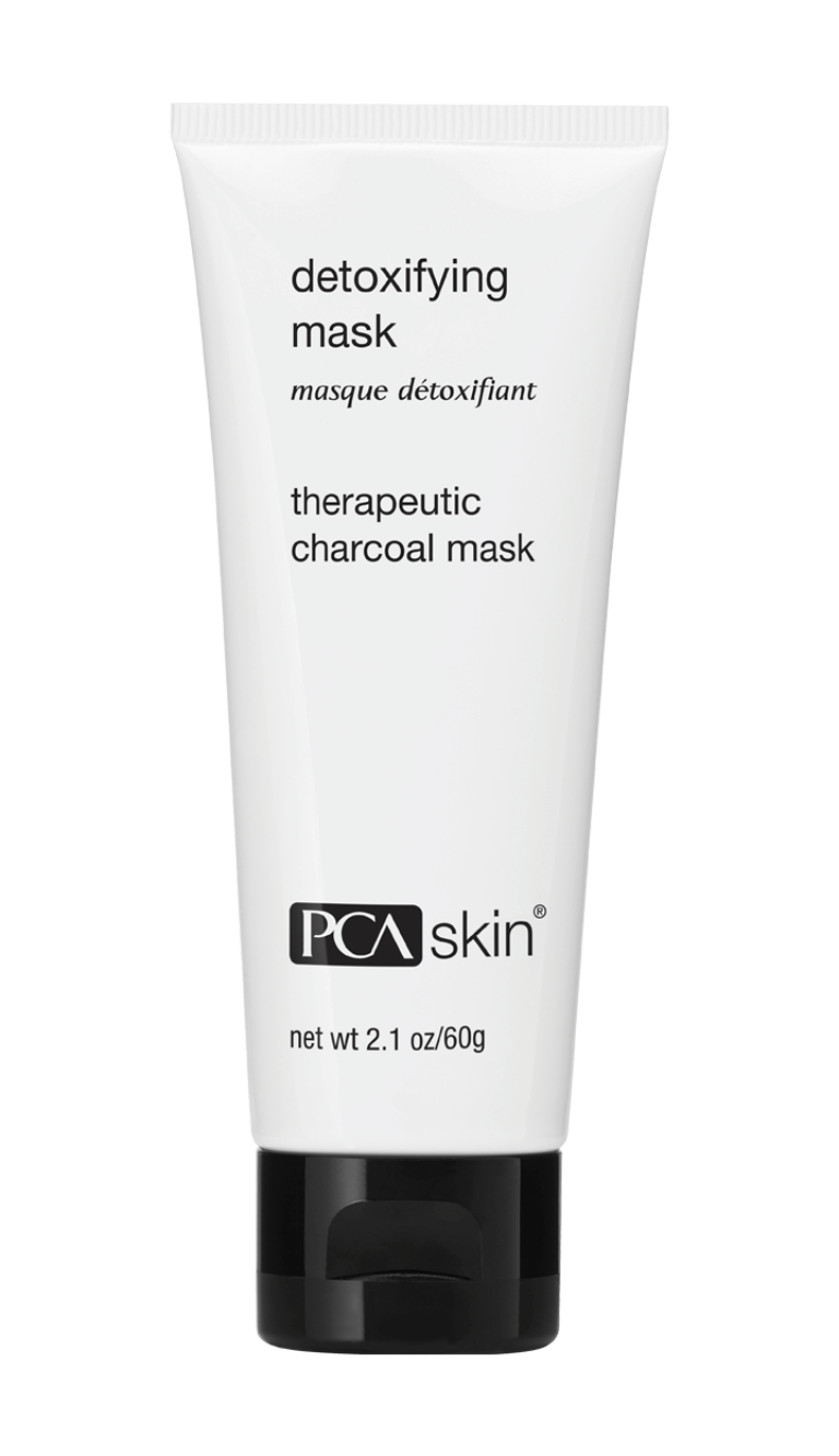 Dextoxifying Mask - Therapeutic charcoal mask (net wt 2.1 oz/60g tube)