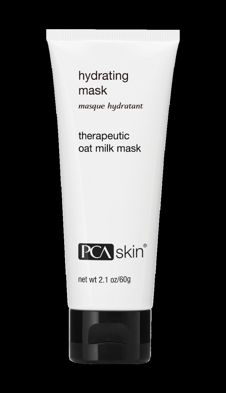Hydrating Mask - Therapeutic oat milk mask (net wt 2.1 oz/60g tube)